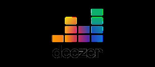 Deezer Logo transparent