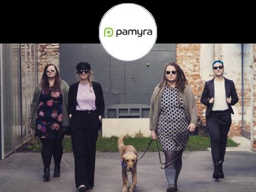 Kolleginnen bei Pamyra